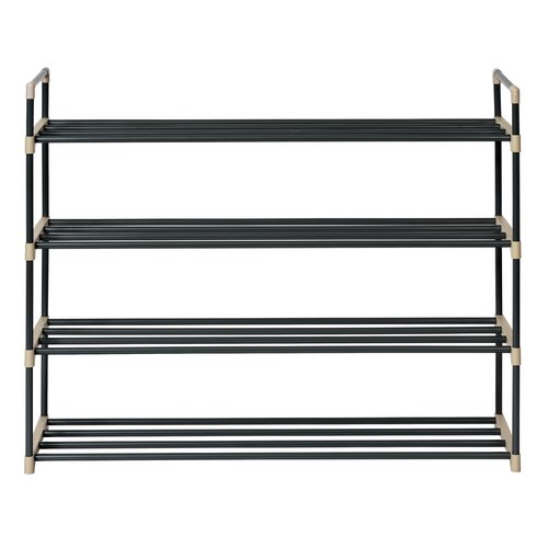 Rebrilliant 4-Tier Storage 20 Pair Shoe Rack