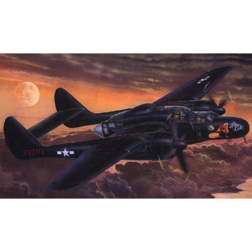 Hobby Boss P-61B Black Widow Airplane Model Building Kit ...