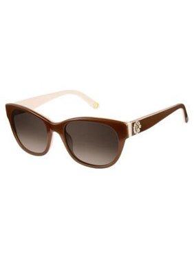 Sunglasses Juicy Couture Juicy 587 /S 0WR7 Black Havana / 9O dark gray gradient lens