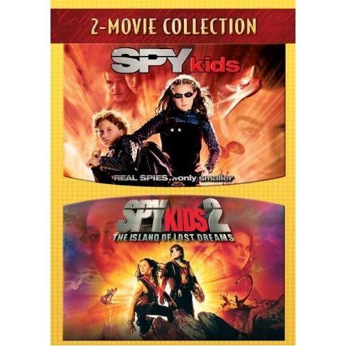 Spy Kids / Spy Kids 2: Island Of Lost Dreams (Widescreen)