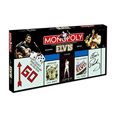 Elvis Monopoly by