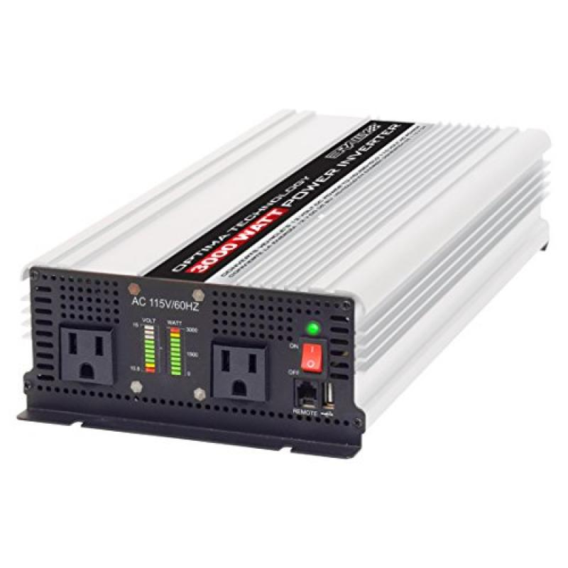 Rally 3000 Watt Power Inverter (7478)