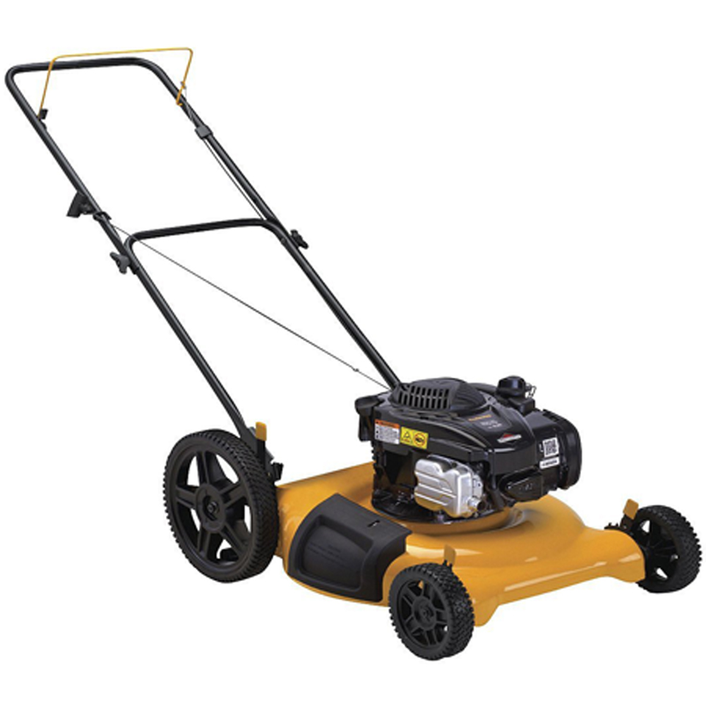 Poulan Pro PR500N21SH 21-inch High-Wheel Push Mower
