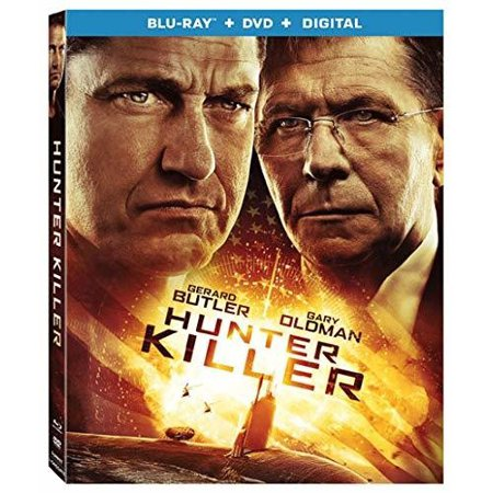 Hunter Killer (Blu-ray + DVD + Digital - Psycho Killer Movies List