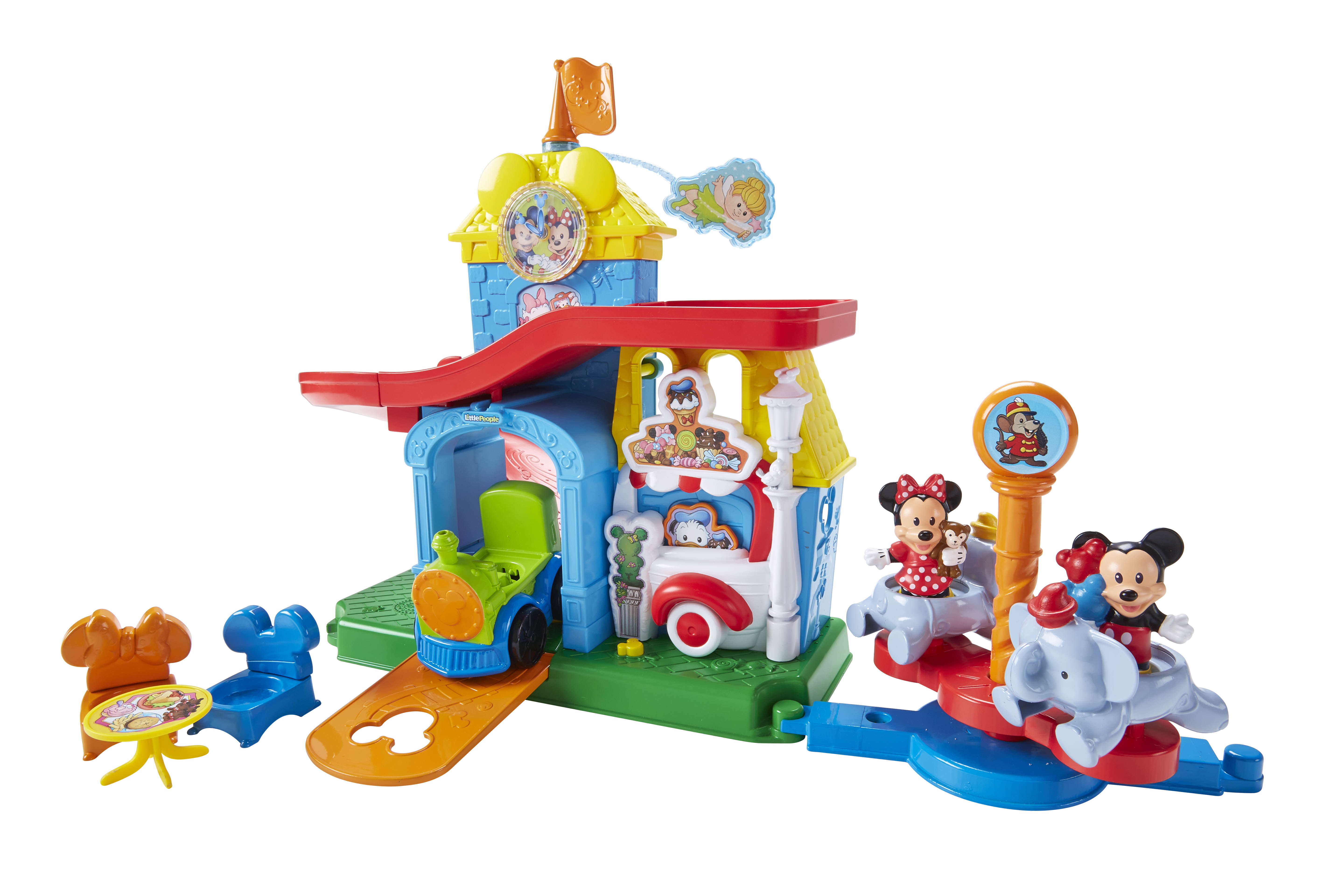 Fisher Price Little People Magical Day at Disney Playset by FISHER PRICE