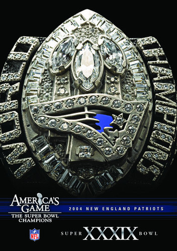 NFL America's Game: New England Patroits Super Bowl XXXIX (DVD) by CINEDIGM