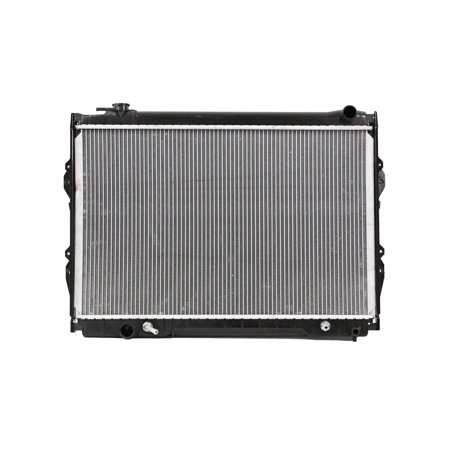 Radiator - Koyorad Fit/For 1512 93-98 Toyota T100 2WD 4/6Cy 95-98 4WD 6Cy 2.7/3.0/3.4L Automatic Transmission 2-Row