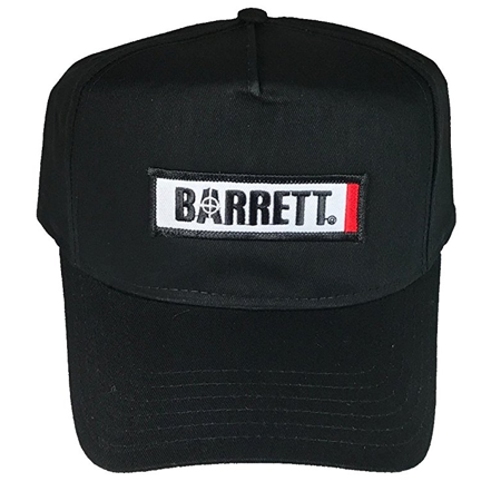 BARRETT FIREARMS HAT GUN RIFLE AMMO TENNESSEE M82 M017 2ND SECOND AMENDMENT - Top Gun Hat