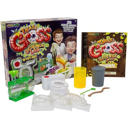 Smart Lab Toys: That's Gross Science - Demolition Lab