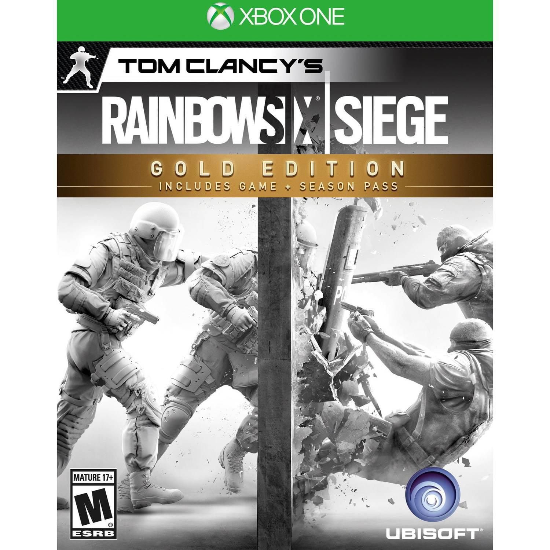 Ubisoft Tom Clancy Rainbow Six Siege (Xbox One) - Video Game