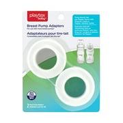 Playtex Baby Breast Pump Adapters, 2 Ct