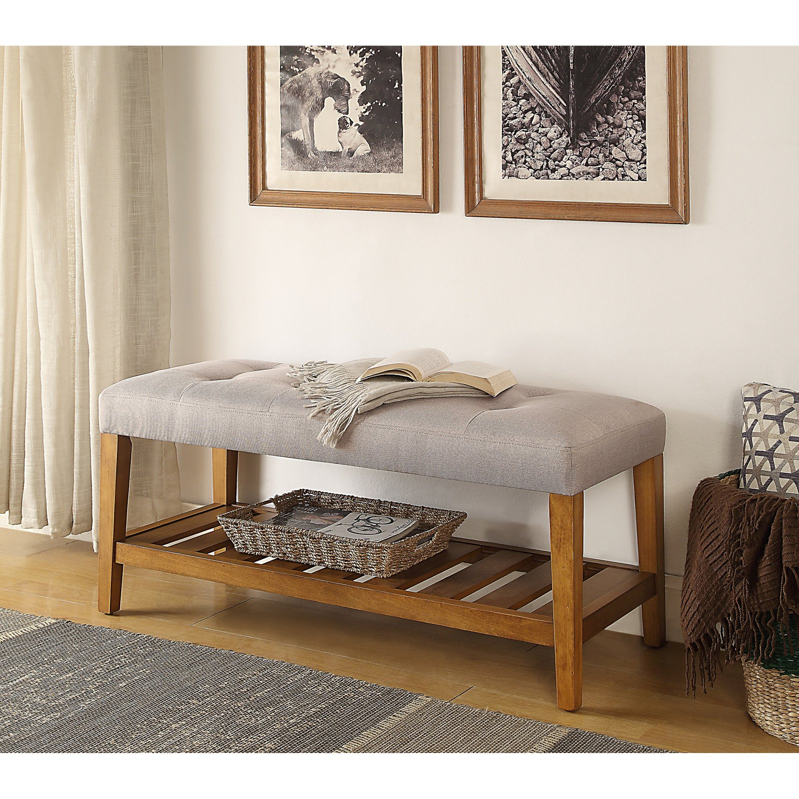 ACME Charla Bench, Multiple Colors