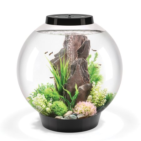 biOrb CLASSIC 60 Aquarium with MCR Light - 16 gallon, black