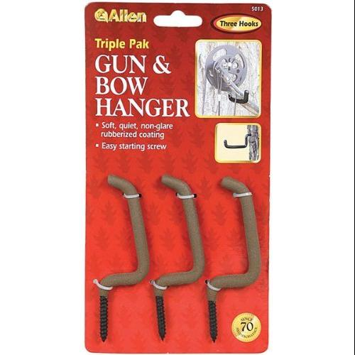 Allen Company Three Pack of Gun and Bow Holders Multi-Colored
