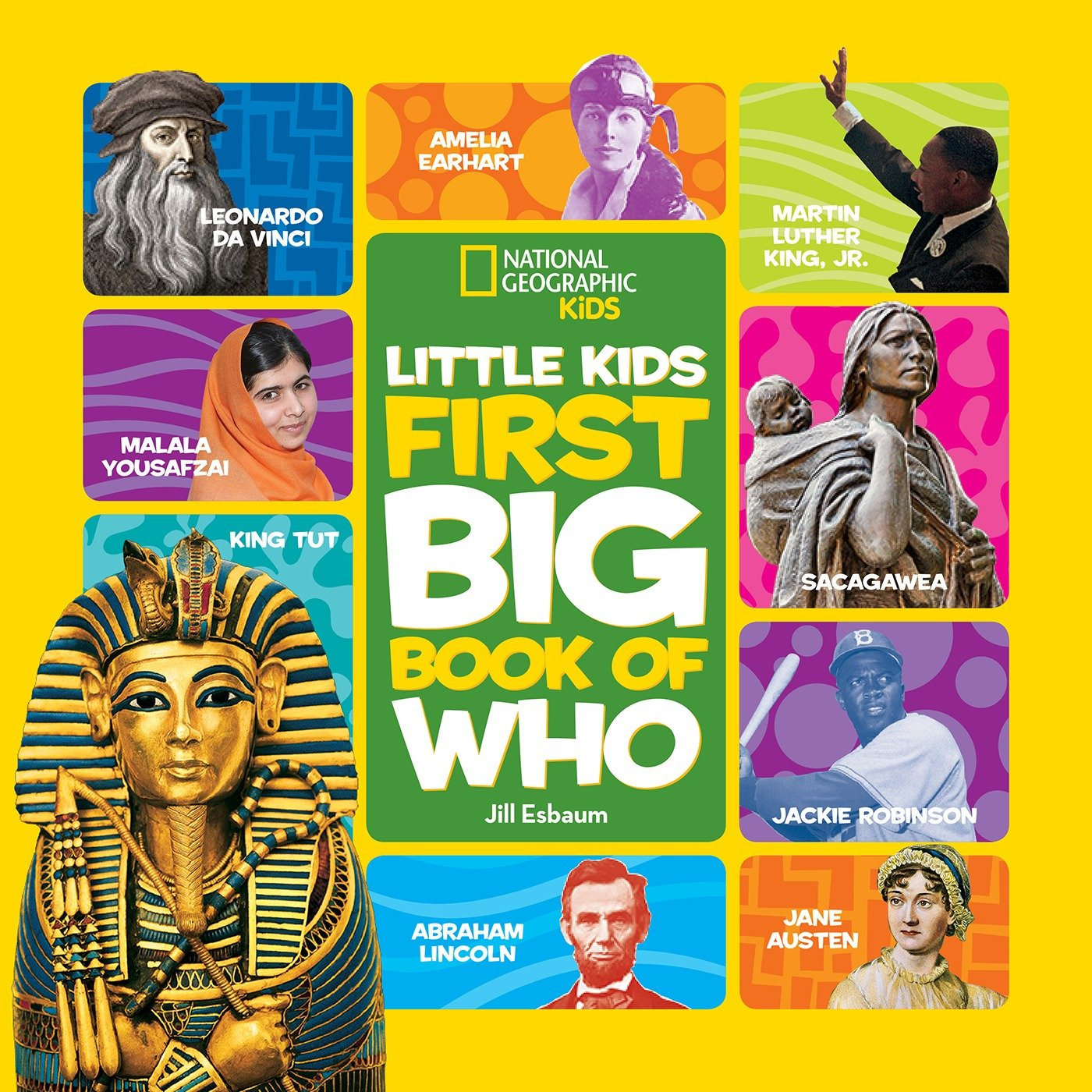 National Geographic Little Kids First Big Book of Who