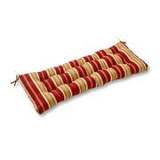 Roma Stripe 44 x 17 in. Outdoor Swing/Bench Cushion