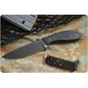 """DPx HEST 6Assult Fixed Knife Serrated Edge 6"""" Overall DPXHEFT6A"""