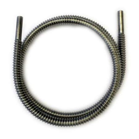 Dormont Stainless Steel Corrugated Pilot Tubing, (Pilot Tubing)
