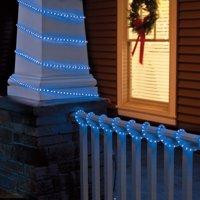 Holiday Time Christmas Lights 18' Rope Light (Blue)