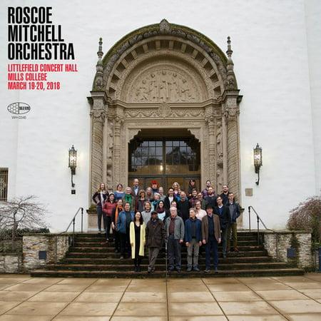 MITCHEL,ROSCOE - Littlefield Concert Hall Mills College -
