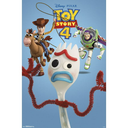 Toy Story 4 - Group Poster (Four Poster Shopper)