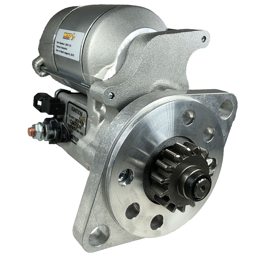 New Alternator Yanmar 4JH2-TE 4cyl Diesel