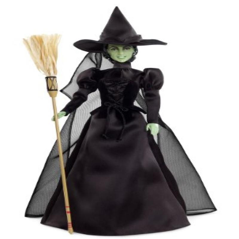Barbie Collector Wizard of Oz Wicked Witch of The West Doll by Mattel