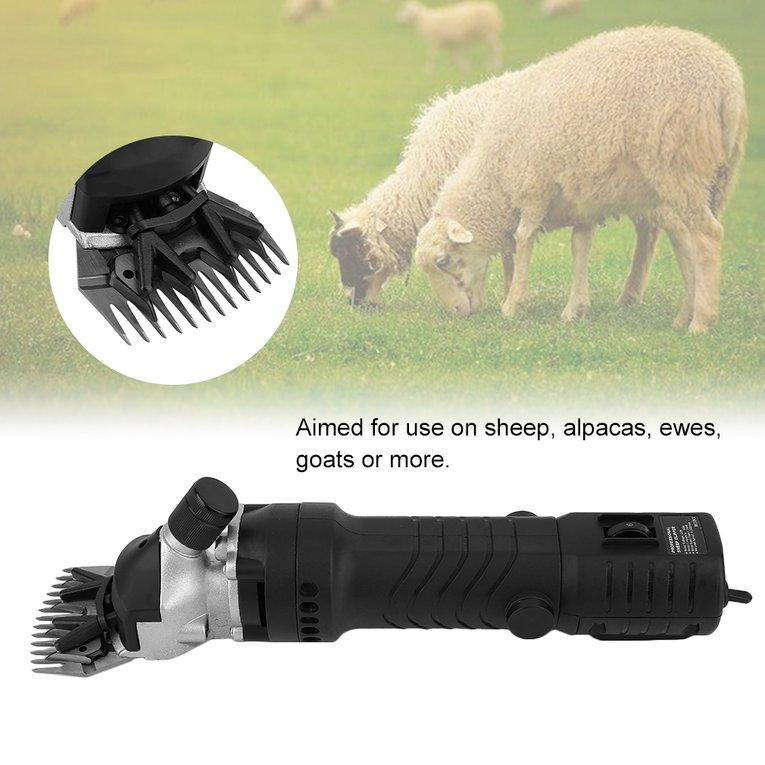 320W Electric Farm Supplies Sheep Shears Animal Livestock...