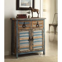 Powell Calypso 2 Drawers/2 Doors Console