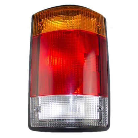 Passengers Taillight Tail Lamp Replacement for Ford Van F2UZ 13404 A ()