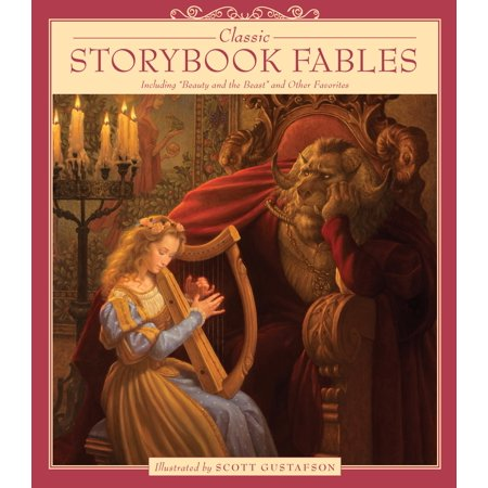 Classic Storybook Fables - Hardcover (Example Of Fable Story With Moral Lesson)