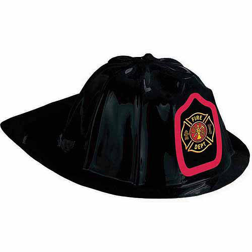Creative Converting Fire Watch Firefighter Hat