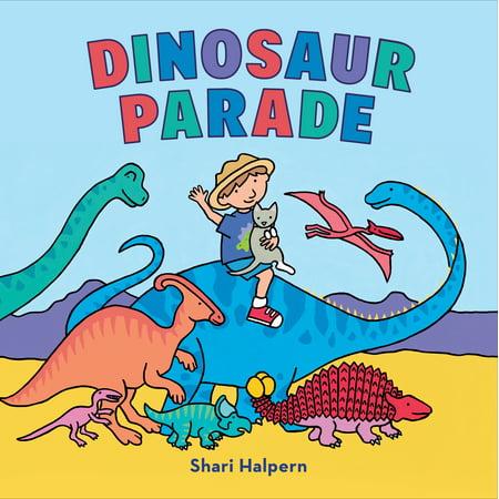 Dinosaur Parade (Board Book)](Halloween Book Character Parade)