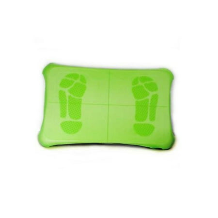 - Silicone Skin Case (Green) For Nintendo Wii Fit