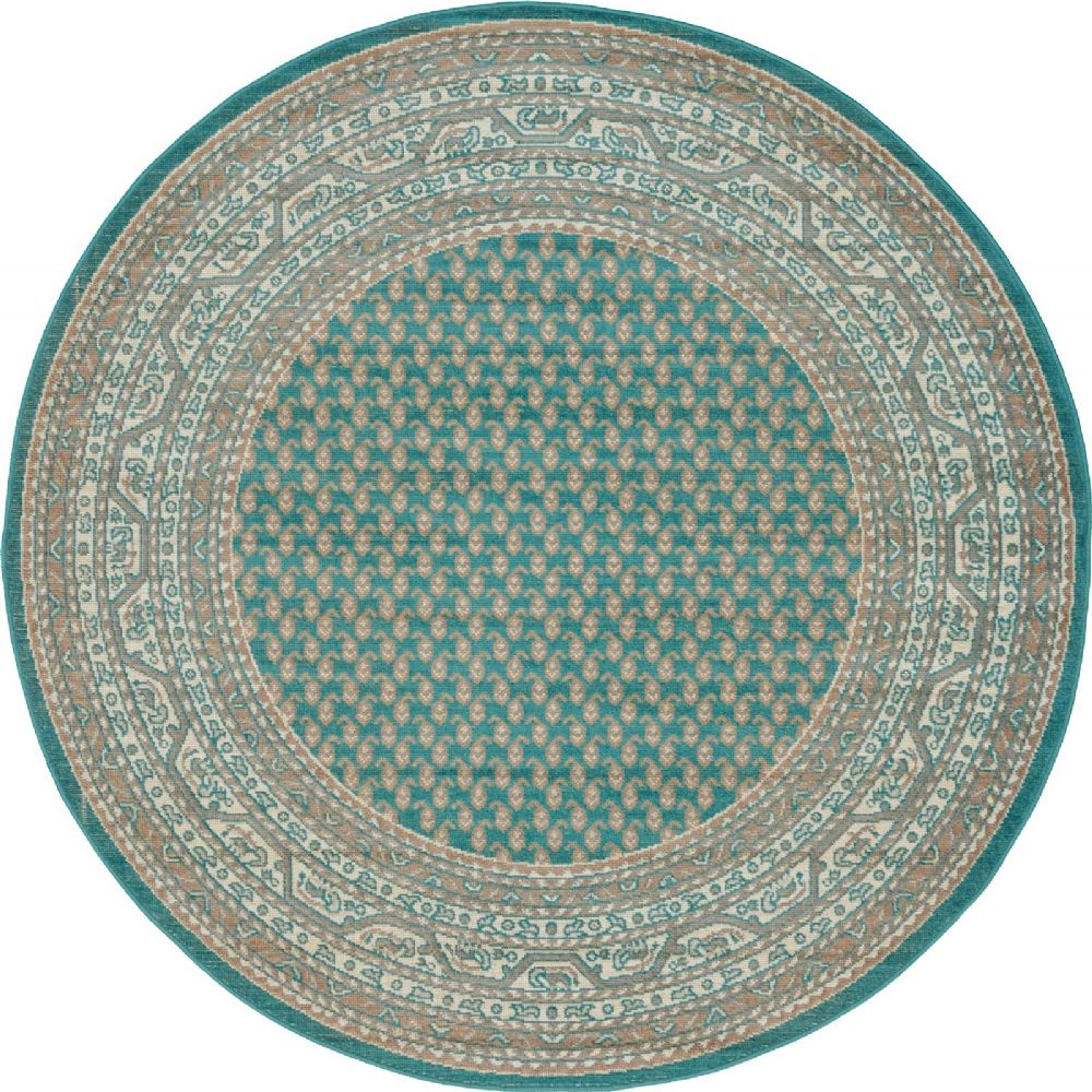 Traditional Wingate Collection Area Rug in Multiple Color and Rectangle, Round, Runner Shape