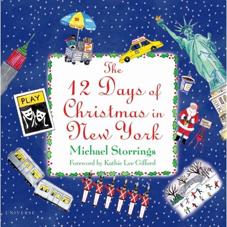 12 days of christmas in new york: 9780789334008 - New Dad Christmas