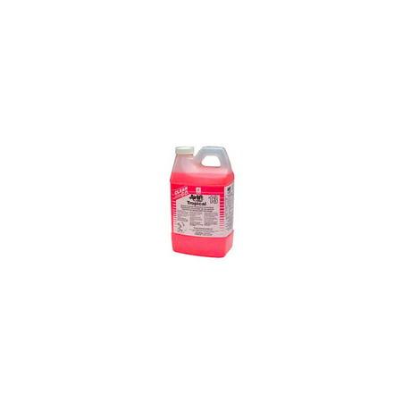 Spartan Airlift Clear Air Odor Eliminator 27, 2 Liter Bottle, 4 Bottles Per (1-00 Cad Per Litre In Gbp Per Litre)
