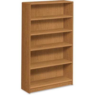 HON 1890 Series Harvest Laminate Bookcase HON1895C