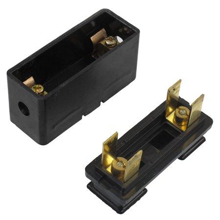 AC 500V 32A Single Phase Plastic Case 12x45mm Fuse Holder HRC-32 - image 1 de 1
