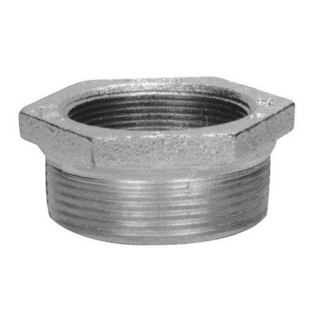 Malleable Reducing Bushing 2-1/2
