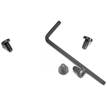 Gerber Screws - Wilson Combat Hex Head Grip Screws, 4pk, Blue