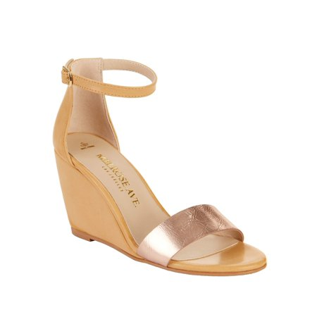 Melrose Ave Women's Said And Done Vegan Heeled (Angelina Heels)