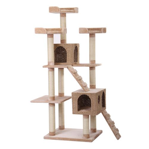 Pioneer PetPals 73'' Luxury Cat Tree