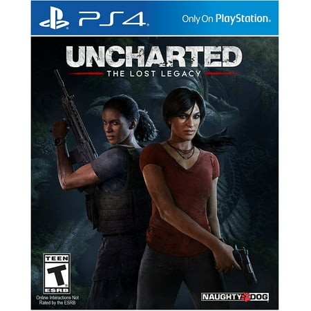 Uncharted: The Lost Legacy (PS4) - PREOWNED