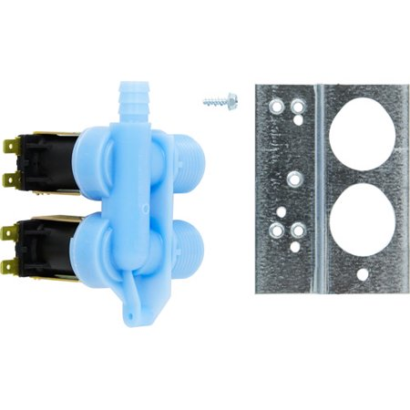 Genuine Whirlpool Inlet Valve, 285805 (Whirlpool Replacement Rack)
