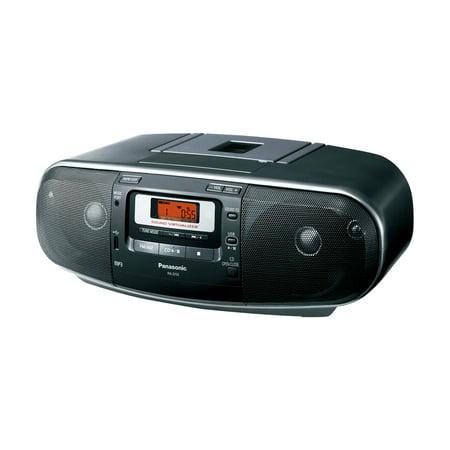 Panasonic RX-D55 Dual Voltage CD Tape Cassette Radio Boombox