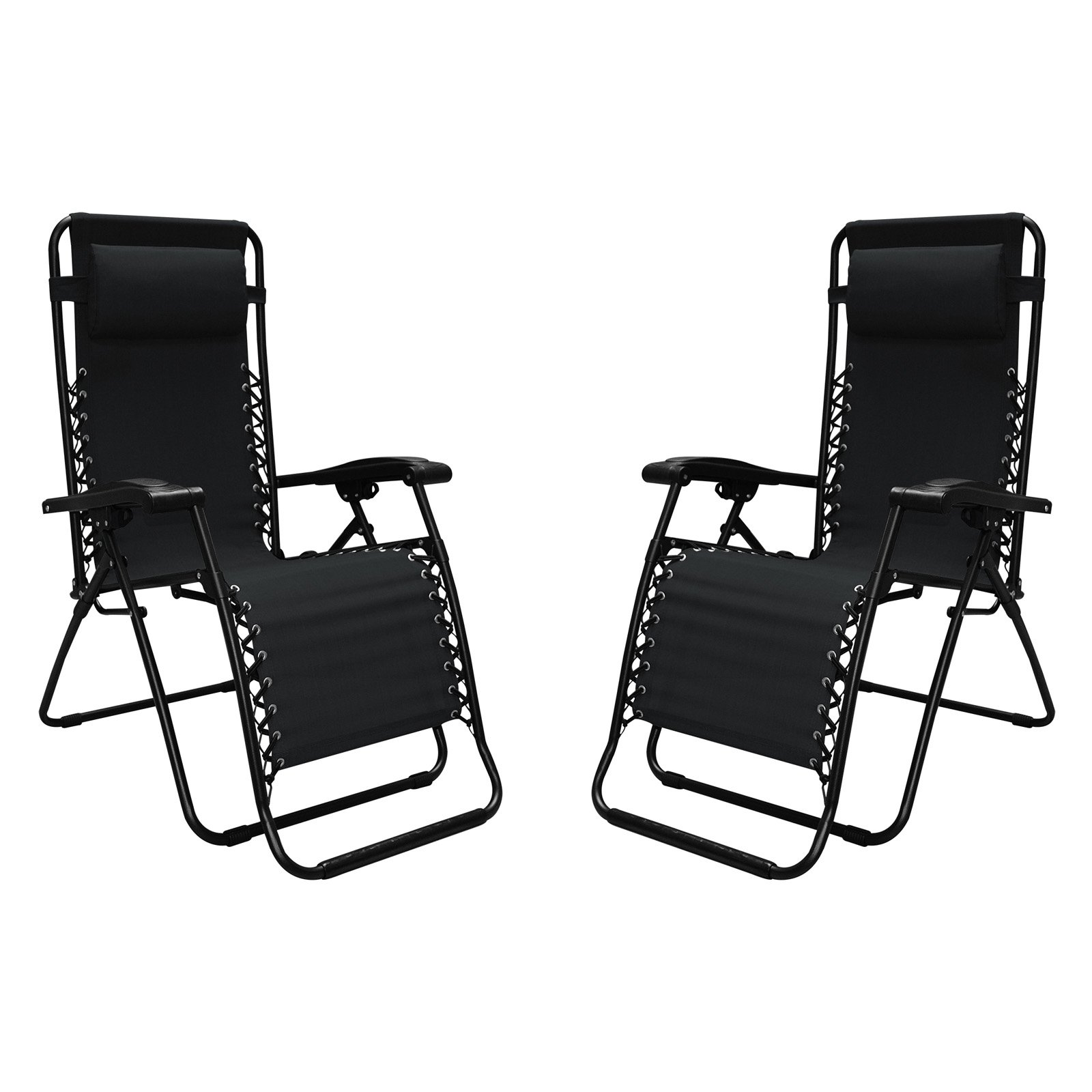 Caravan Sport Infinity Zero Gravity Lounge Chair - Set of 2