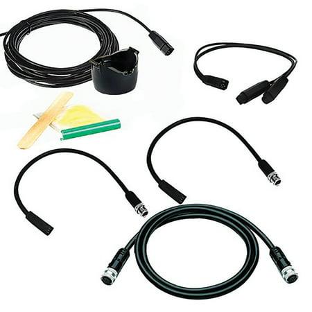 Helix Car Kit (Humminbird 700060-1 Dual Helix Starter Kit HWAL )