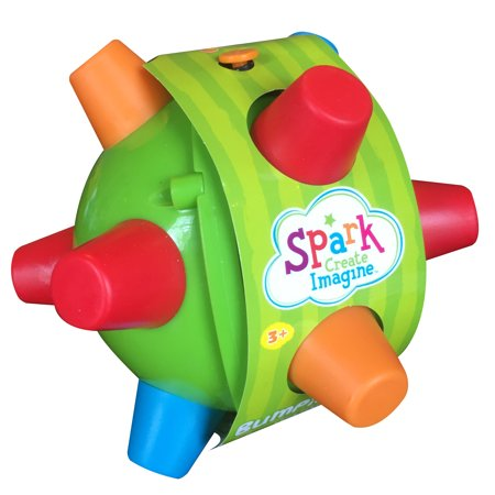 Spark. Create. Imagine. Bumpie Ball