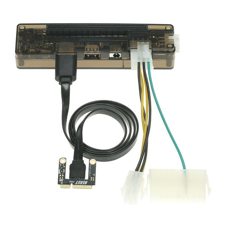 Laptop External Independent Video Card Graphics Dock Mini PCI-E Version for V8.0 EXP GDC